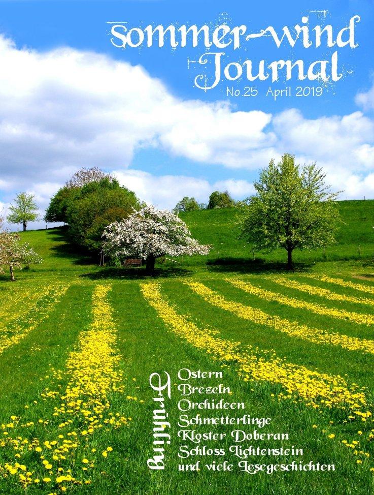sommer-wind Journal Ausgabe April 2019