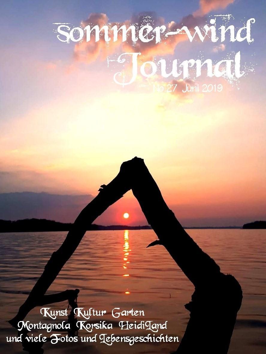 sommer-wind Journal Ausgabe Juni 2019
