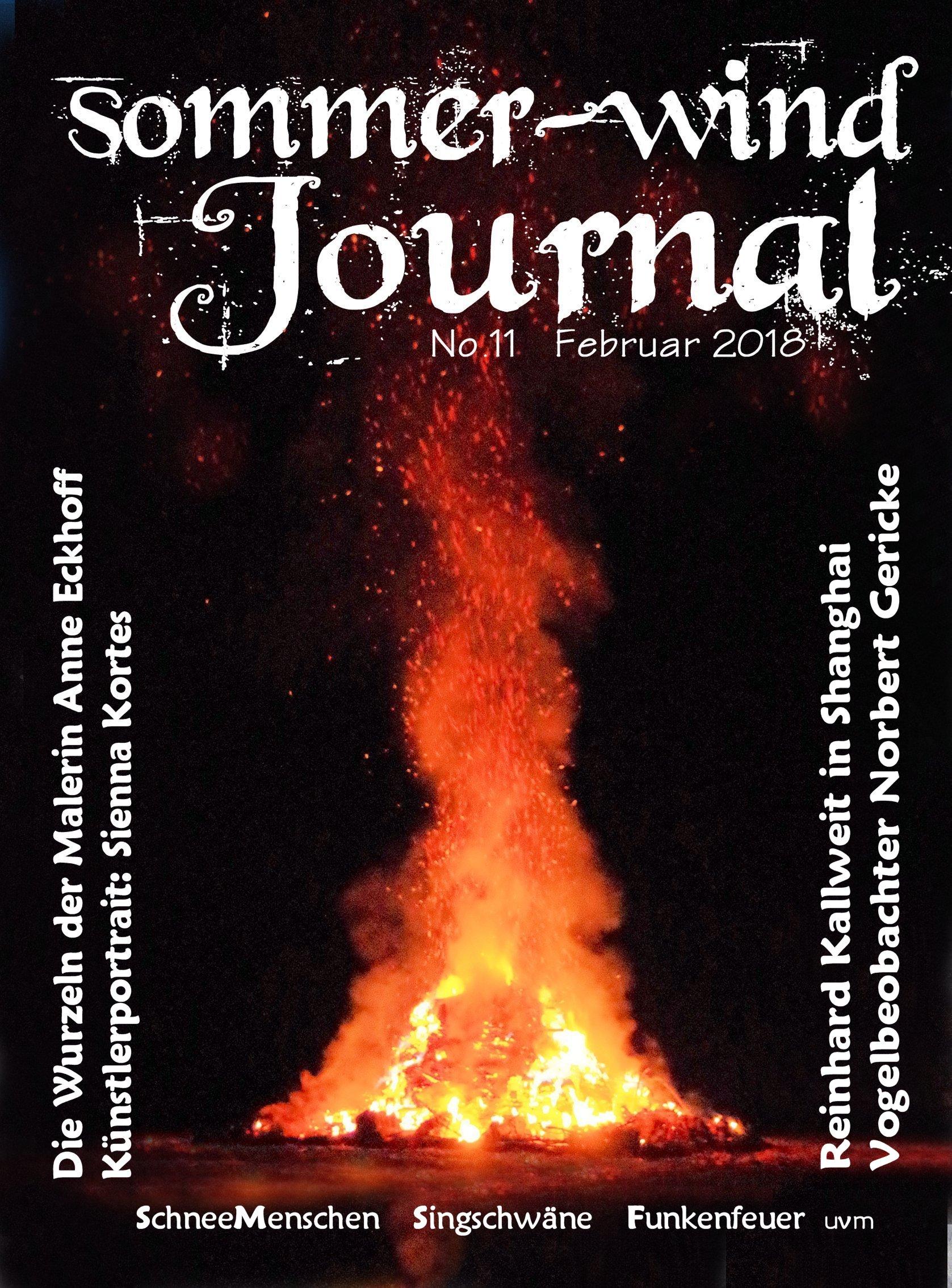 sommer-wind Journal Ausgabe Februar 2018