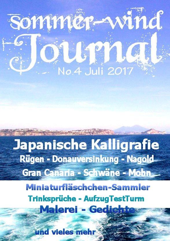 sommer-wind Journal Ausgabe Juli 2017
