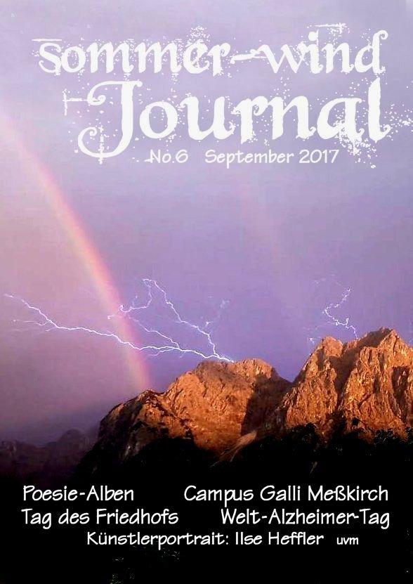 sommer-wind Journal Ausgabe September 2017
