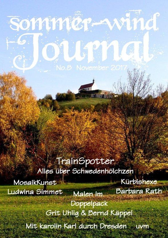 sommer-wind Journal Ausgabe November 2017