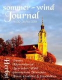 sommer-wind Journal Doppelausgabe Oktober/November 2019